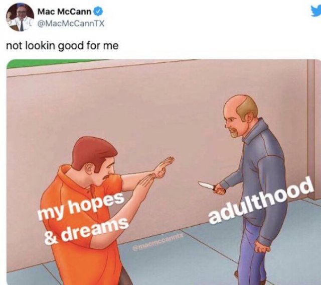 It's Hard To Be Adult (36 pics)