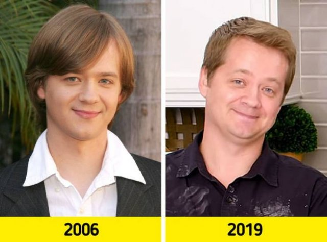 Celebrities Who Refuse Aging (15 pics)