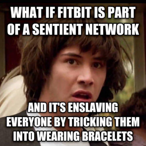 FitBit Memes (36 pics)