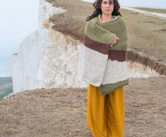 Knitted Camouflage (21 pics)