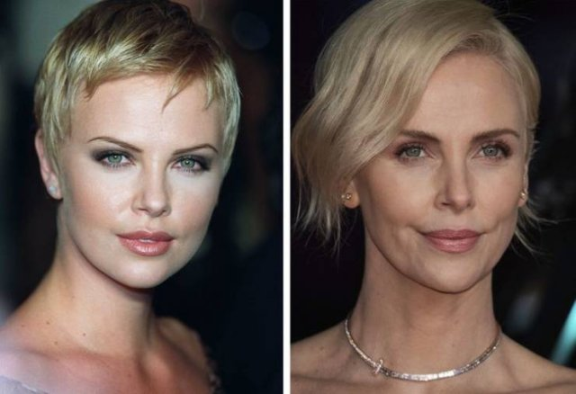 Beautifully Aging Celebrities (17 pics)
