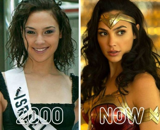 Beauty Queens: When They Won Their Crowns And Now (12 pics)