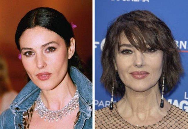 Beautifully Aging Celebrities (17 pics)