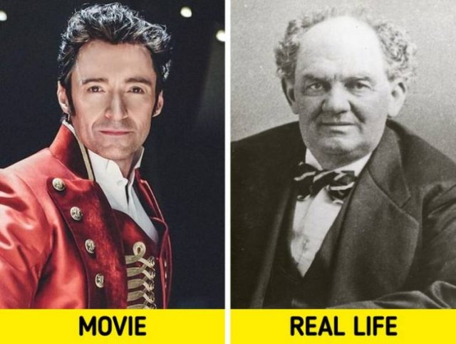 Movie Characters And Their Real-Life Prototypes (15 pics)
