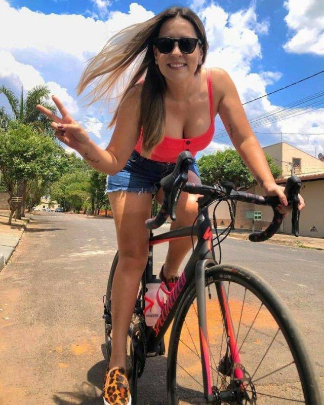 دراجات الركوب للبنات (49 صورة)