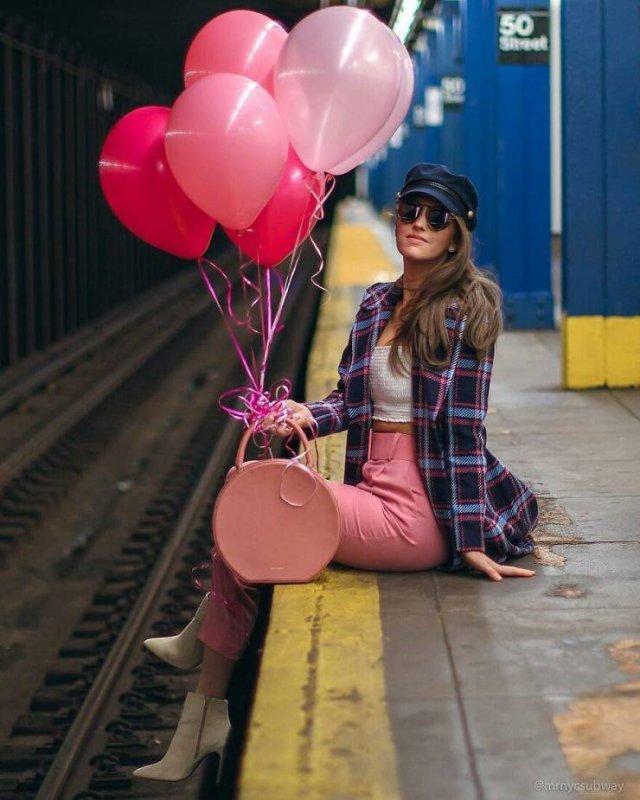 Amazing New York Subway Passenger Photos By Mr. NYC Subway (46 pics)