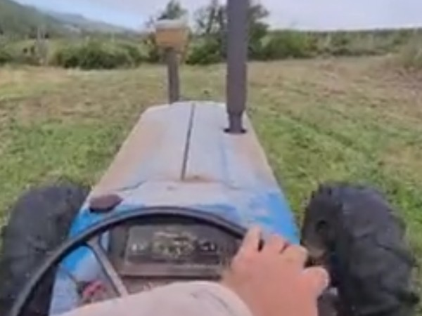 When Farmers Watch Anime