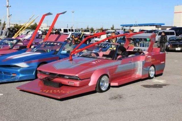 Weird Cars (31 pics)
