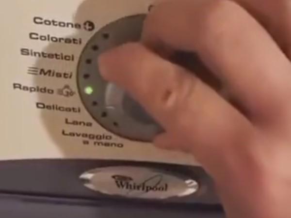 Take On Me - Washing Machine Cover