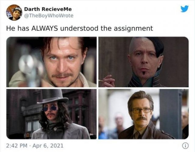 Actors Who Always Understand The Assignment (45 pics)