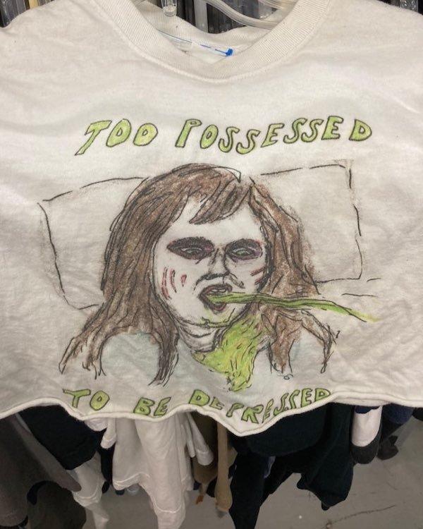Weird Thrift Shop Finds (27 pics)