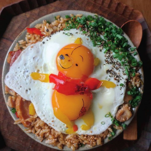 Amazing Cartoon Food (29 pics)