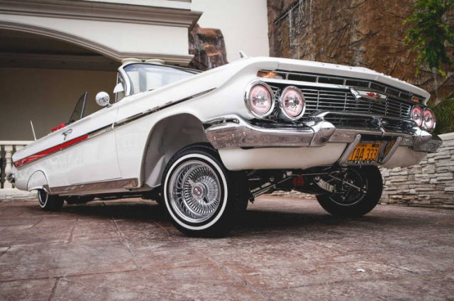 Great Lowriding Cars (77 pics)