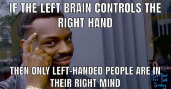 Memes For Left-Handed People (27 pics)