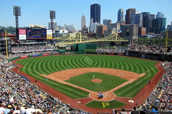 MLB Stadiums: From Worst To Best (30 pics)