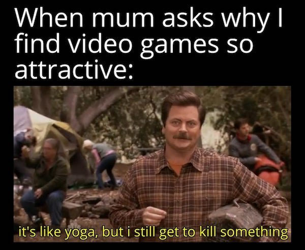 Pictures For Gamers (30 pics)