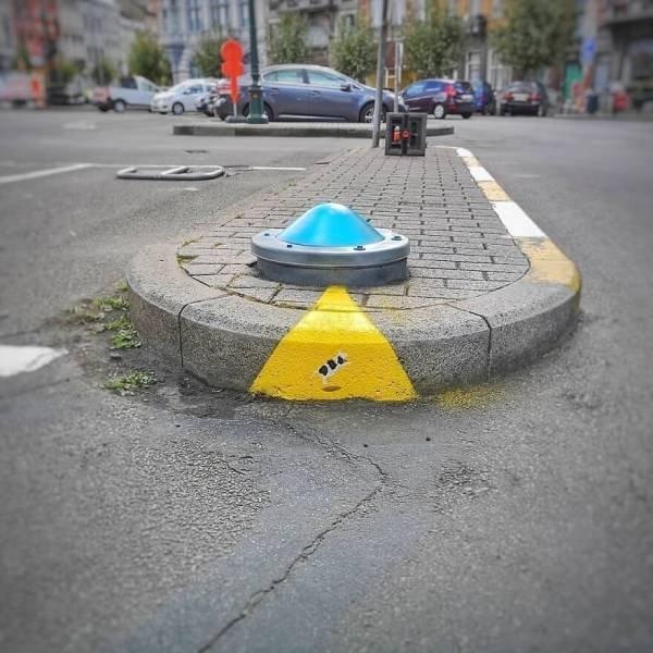 Great Street Art (60 pics)