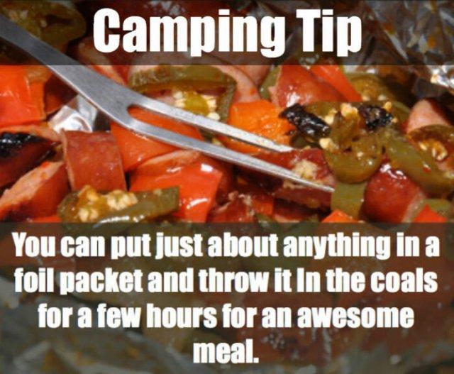 Camping Tips (23 pics)