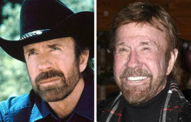 90's Action Movies Actors: Then And Now (14 pics)