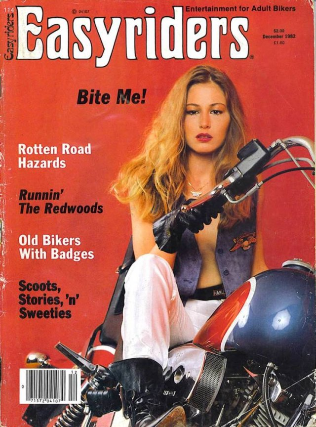 80's Biker Magazine Covers (27 pics)
