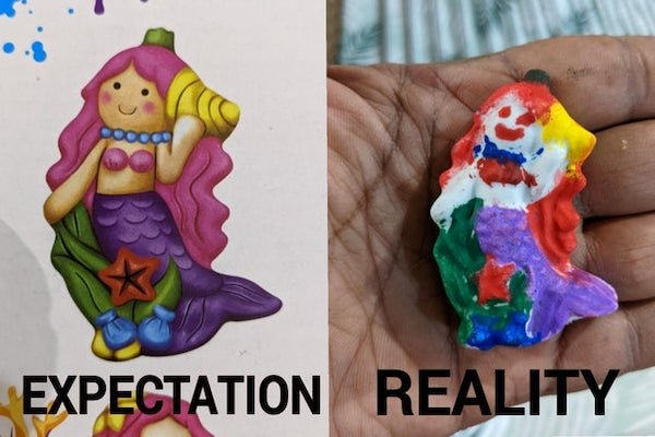 Expectation Vs. Reality (29 pics)