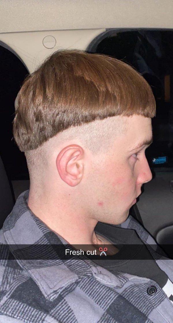 Weird Haircuts (27 pics)