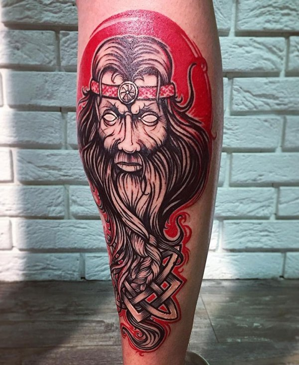 Viking Tattoos (38 pics)