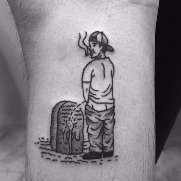 People Share Their Tattoos (21 pics)