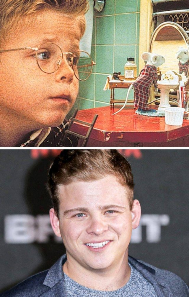 Child Actors: Then And Now (21 pics)