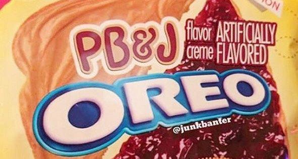 Insane Oreo Flavors (33 pics)