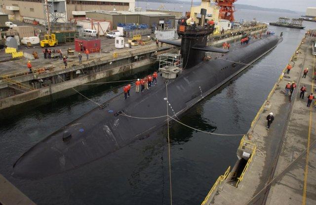Evolution Of U.S. Submarines (55 pics)