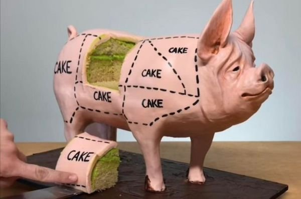 Amazing Cakes (31 pics)