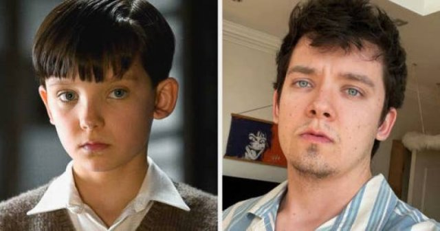 Child Actors: Then And Now (31 pics)