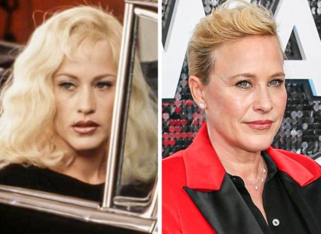 Iconic Actresses: In Their Young Age And Now (18 pics)