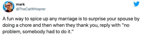 Married Life Tweets (26 pics)