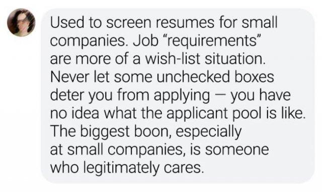 People Reveal Their Job Secrets (19 pics)