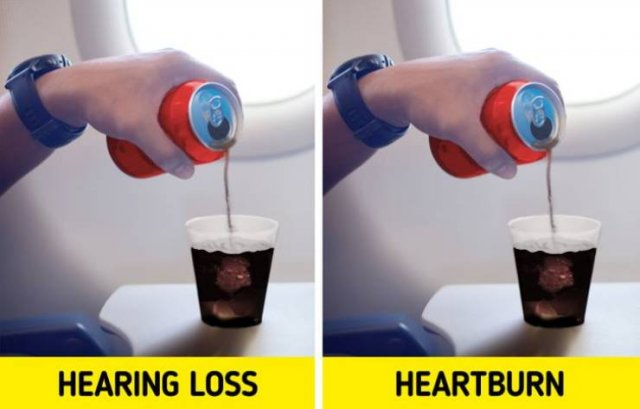 Flight Attendants Share Airplane Tips (10 pics)