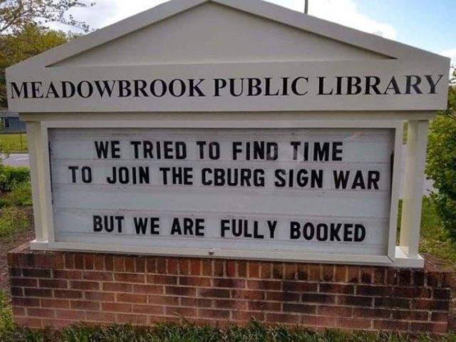 Sign War (25 pics)
