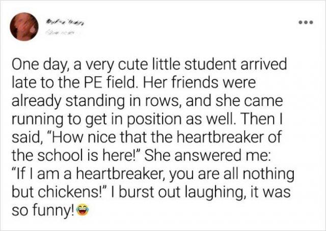 Sincere Students (17 pics)