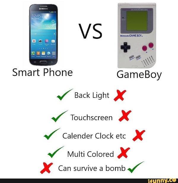 Game Boy Memes (40 pics)