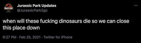 Jurassic Park Updates (32 pics)