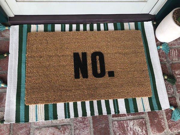 Funny Doormats (32 pics)