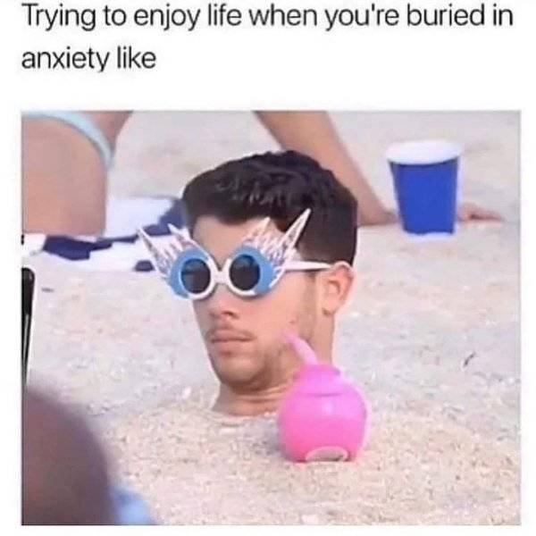 Anxiety Memes (29 pics)