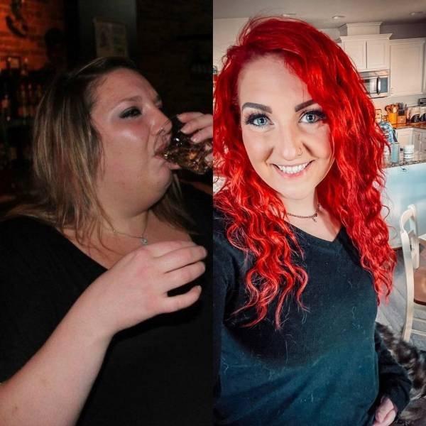Amazing Weight Loss (18 pics)