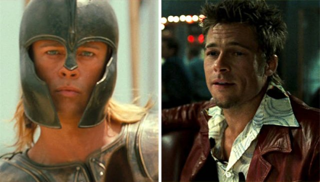Actors Who Played Both Heroes And Villains (25 pics)