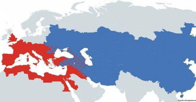 Interesting Maps (29 pics)