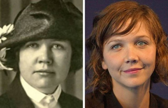 Celebrities And Their Doppelgangers (15 pics)