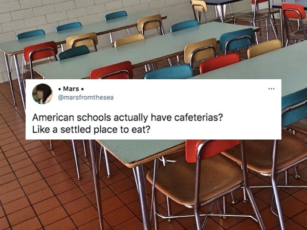 Things In American Schools That Non-Americans Can't Understand (24 pics)