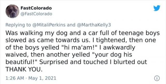 Unexpected Wholesomeness From Strangers (50 pics)