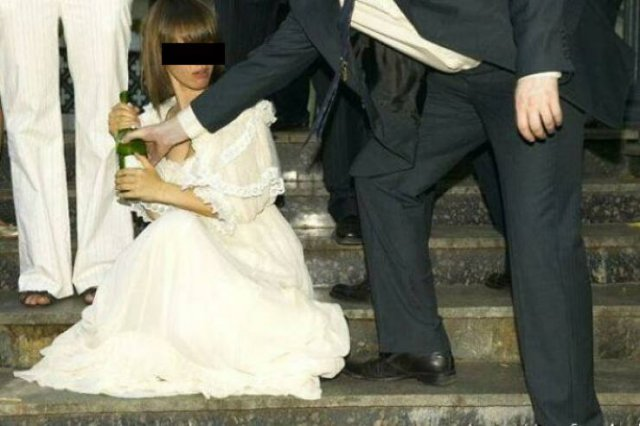 What's Wrong With These Weddings? (33 pics)